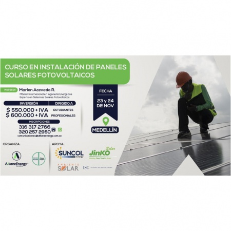 Oil Channel Curso En Instalaci 243 N De Paneles Solares